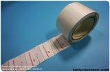 Étiquette de PE avec la taille personnalisée