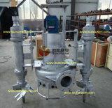 Bomba submergível da draga com sistema hidráulico de máquina escavadora