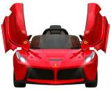 원격 제어를 가진 차에 Ferrari Laferrari (2.4G) 허용된 탐