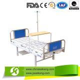 Edelstahl-Krankenhaus-Bett (ISO/CE/FDA)
