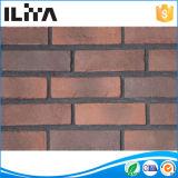 Mattone di pietra della decorazione del rivestimento della parete delle mattonelle del mattone dell'impiallacciatura (YLD-18053), mattone di fuoco per la fornace del riscaldamento