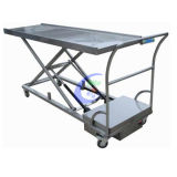 Low Price & Good Quality Stainless Steel Mortuary Body Lifter