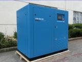 compressor de ar variável certificado Ce do parafuso da freqüência do ímã 125HP permanente