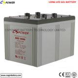 baterias solares livres do gel da manutenção de 2V 400ah