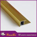 Testo fisso di alluminio delle mattonelle dell'angolo di profilo del materiale da costruzione dell'espulsione