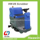 Tipo di azionamento commerciale ed industriale impianto di lavaggio del pavimento