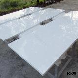 Base d'appoggio della cucina personalizzata superficie solida di Kingknoree