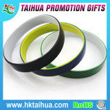 fashion Lacquered Silicone Bracelet/Double Bracelet