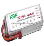 22.2V Rechargeable LiFePO4 Lipo RC Helicopter Battery