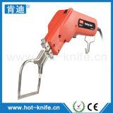 Резец ткани ножа электричества горячий/резец топления