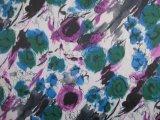 Tissu de polyester d'impression de roses d'Oxford 420d 600d Ripstop