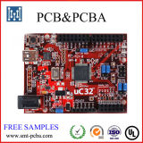 Tweezijdige PCB van de Camera van kabeltelevisie