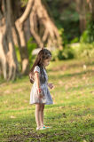 Vestidos do vestuário das crianças do verão de Phoebee para meninas