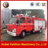 Isuzu 3500L/3.5m3の水泡の消火活動のトラック