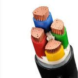 Cable de la baja tensión, cable aislado PVC de la fuente de la fábrica de China