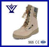 高品質の戦術的な軍隊の戦闘用ブーツ(SYDB-050)