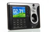 Sistema terminale di presenza di tempo dell'impronta digitale biometrica