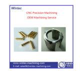 CNCの機械工場CNCの回転製粉の部品