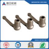 Малая часть стальной отливки стального чугуна