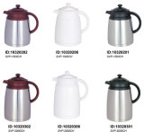 Colore rosso doppio di stile Svp-1000CH dell'Europa del POT del caffè di vuoto