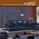 L sofà del cuoio di figura (902#)