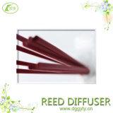 Fiber&Fabricのえんじ色の棒、拡散器のリード