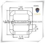 Geschmiedete legierter Stahl-Zink-Faltenbildungen (K215D)