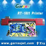 Impressora do Sublimation da máquina de impressão 1.8m de matéria têxtil de Digitas