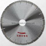 Sinterizado tipo húmedo diamante Hoja de sierra segmentada (350 mm)