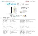 DMX/Rdm HoofdControlemechanisme, CT van het Comité van de Knop DMX Controlemechanisme Dx62