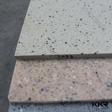 Superfície contínua de pedra artificial do material de construção por atacado de Corian