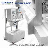 Embalaje del vacío y máquina verticales del lacre DZ (q) -600L