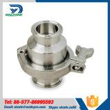 DIN 304 / 316L Sanitária braçadeira Válvula de retenção (DYT-022)