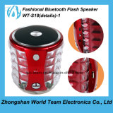 Haut-parleur stéréo sans fil portatif de Bluetooth pour le cadeau de Noël