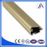 Profil en aluminium d'extrusion de 6061 triangles