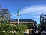 400W Painel solar e gerador de vento para a área remota (200W-5kw)