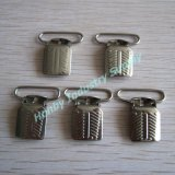 Clip dell'inarcamento della bretella del metallo del nichel di Opending dello stretto della cinghia degli accessori 25mm dell'indumento