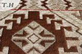 Geometrie-Muster-Chenille Jcaquard Möbel-Gewebe 2016 (FTH31101)