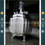 Tazón de fuente de mezcla líquido químico industrial del acero inoxidable