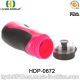 2016 nouveaux produits BPA libèrent la bouteille en plastique de sport aquatique (HDP-0672)