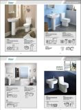 Alta qualità New Style Bathroom Sanitary Wares con Bidet e la Parete-Hung Toilet
