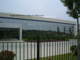 Doppie pareti divisorie di vetro di alluminio