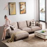 Sofá simples da tela do estilo da sala de visitas (802D#)