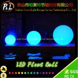 D40cm装飾的で安い防水浮遊LEDの玉突の玉