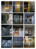 يكدّس ألومنيوم معدن كرسي تثبيت فندق [هلّ] ([جك-زج76])