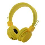 Auriculares coloridos de Bluetooth da qualidade do som fabulosa com preço de fábrica