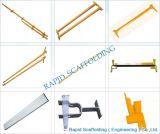 Armatura del pilone dei materiali da costruzione AS/NZS Kwikstage della costruzione
