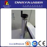 Sistema acrílico da máquina da marcação do laser da fibra de Creamic 20W do metal