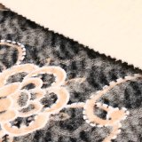 Tessuto di lana Burnt-out dell'alta qualità