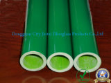 Aislante de tubo resistente a la corrosión y ligero de la fibra de vidrio